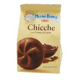 Chicche con Crema al Cacao