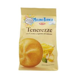 Tenerezze con Crema al gusto di Limone