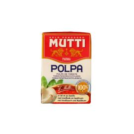 Polpa di Pomodoro con Aglio e Basilico 390g