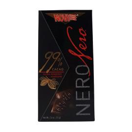Cioccolato Nero 99% Fondente Amaro Extra 75 g
