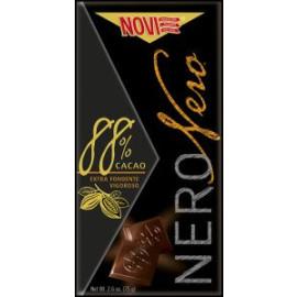 Cioccolato Nero 88% Fondente Amaro Extra 75 g
