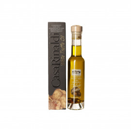 Condimento con Olio Extra Vergine di Oliva al Tartufo Bianco 100 ml