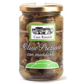 Olive Preziose con Mandorle