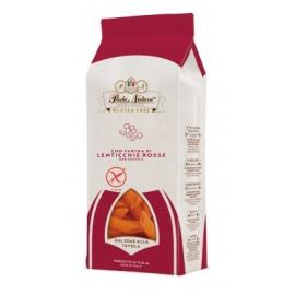 Pasta Lenticchie Rosse senza glutine