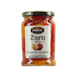 Peperoni Grigliati Zero Olio 290 g