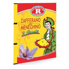 Zafferano del Meneghino (3 x 0,125g)