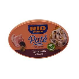 Paté  Tonno e Olive 115 g
