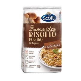 Risotto Porcino di stagione - senza Glutine 210 g