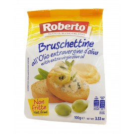 Bruschettine Bruschettine all'Olio extravergine d'olivia