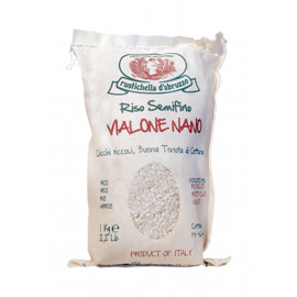 Riso Semifino Vialone Nano 1 kg