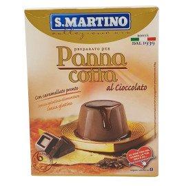 Preparato per Panna Cotta al Cioccolato 110 g