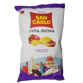 Chips Più Gusto Paprika Firenze 150 g