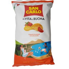 Chips Più Gusto Tomato Napoli 150g