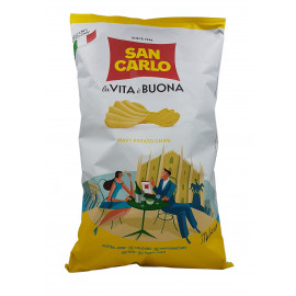 Chips Wavy Milano 180 g