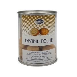 Divine Follie Mandorle Cioccolato Caramello 150 g