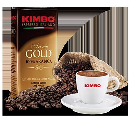 Kimbo: der echte Espresso aus Neapel!